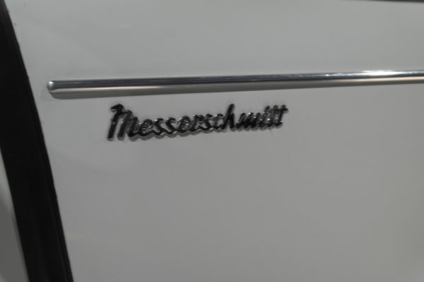 1955-től 1964-ig készült a Messerschmitt KR200.