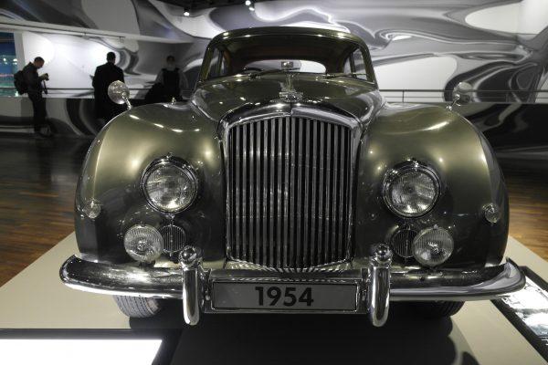 Ma is lenyűgöző ez az 1954-es Bentley R-Type Continental.