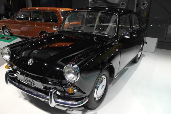 A bogár mellett más léghűtéses modellekkel is próbálkozott a Volkswagen, ez a Type 3-as típus.