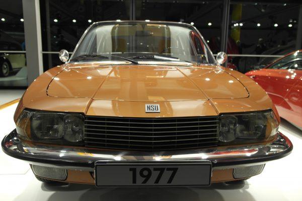 1978-ban az Év autója lett az NSU Ro 80.
