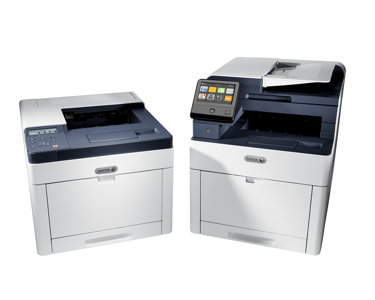 Xerox Phaser 6510 color printer and WorkCentre 6515 color MFP