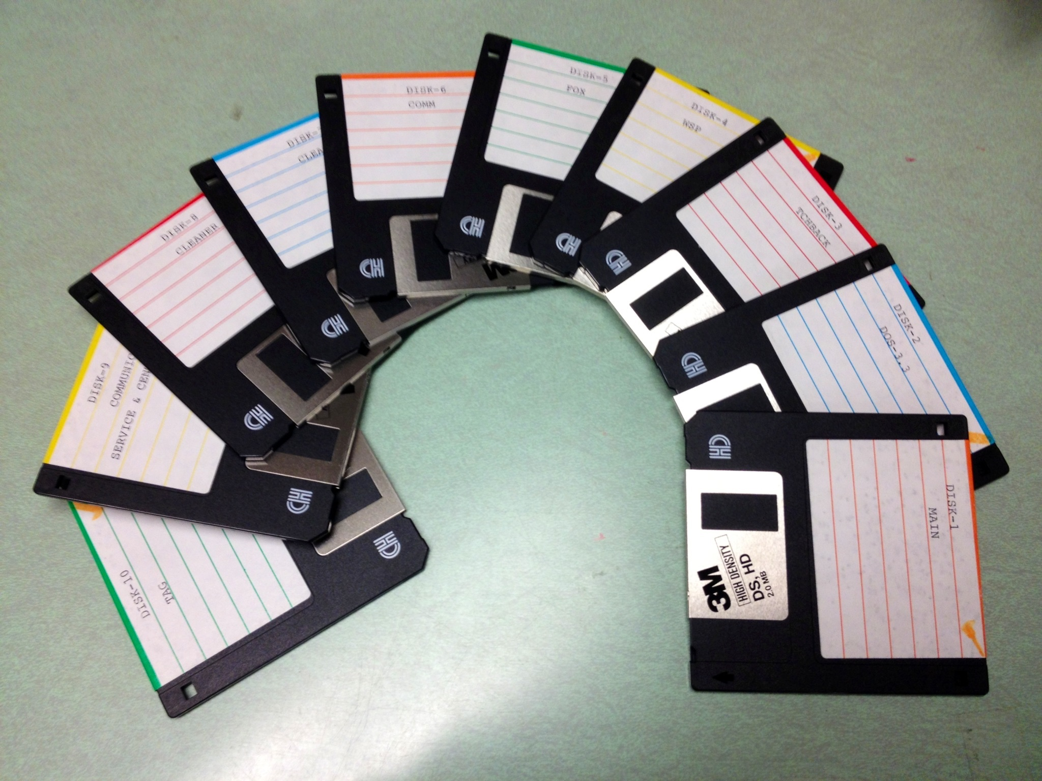 oldsoftwarefloppy