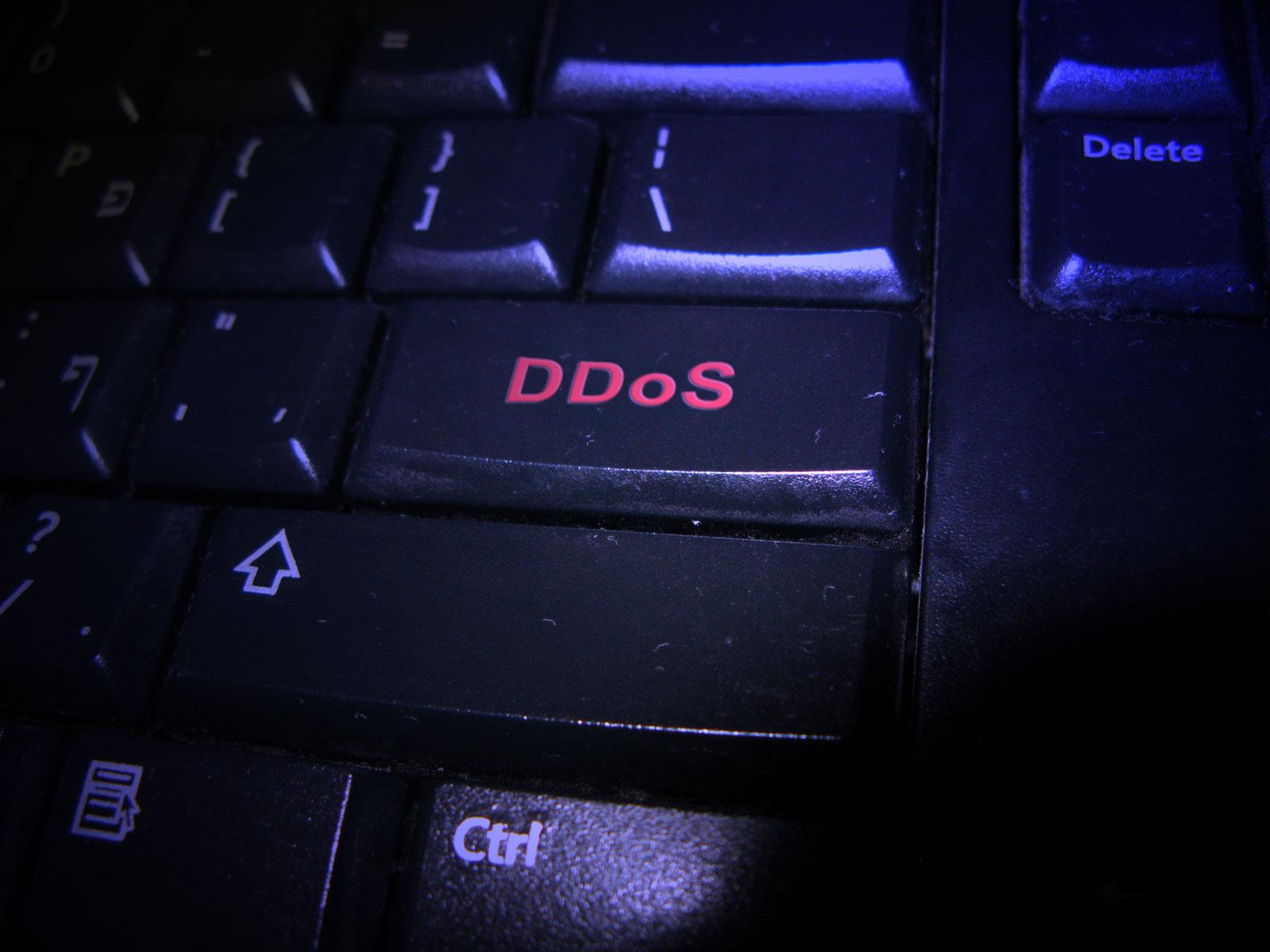 ddos-keyborad