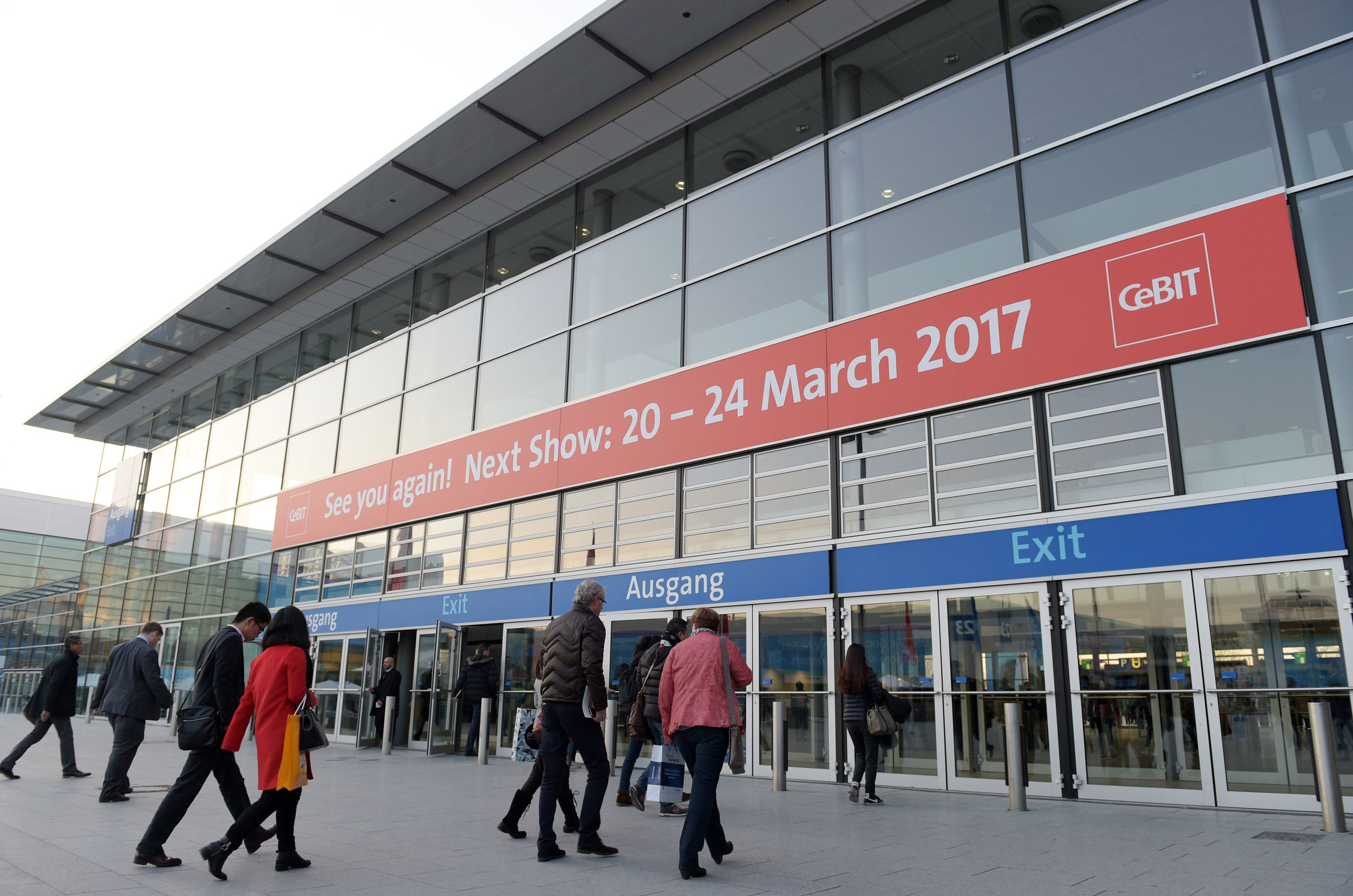 CeBIT 2016 - Global Event for Digital Business. Next Show: 20. - 24. März 2017