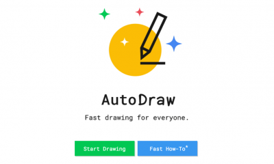 google-autodraw