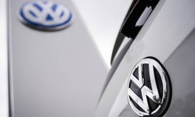The Volkswagen logo is seen at a Volkswagen dealer in Berlin on September 22, 2015.  In an affair that originally broke on Friday and has unfolded rapidly since then, VW has forced to admit on Tuesday that 11 million of its diesel cars all around the world are equipped with devices that can cheat pollution test.   AFP PHOTO / ODD ANDERSEN        (Photo credit should read ODD ANDERSEN/AFP/Getty Images)