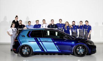 GTI-Treffen 2017 am Wörthersee: Der Golf GTI First Decade aus Wolfsburg