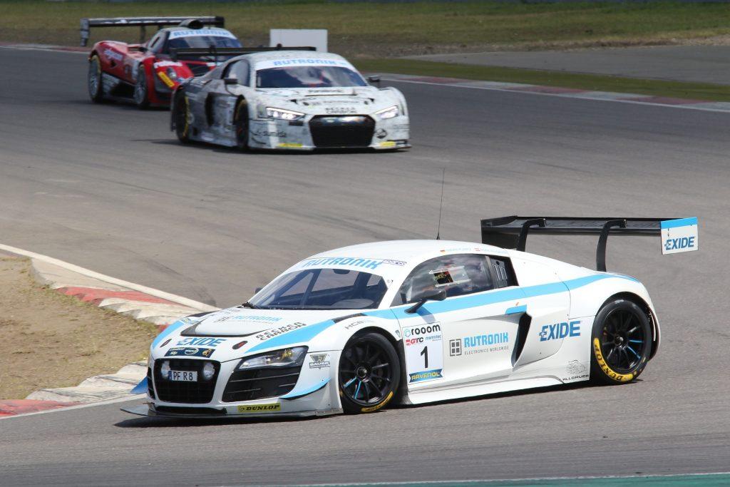 Audi R8 LMS ultra #1 (HCB-Rutronik Racing), Fabian Plentz
