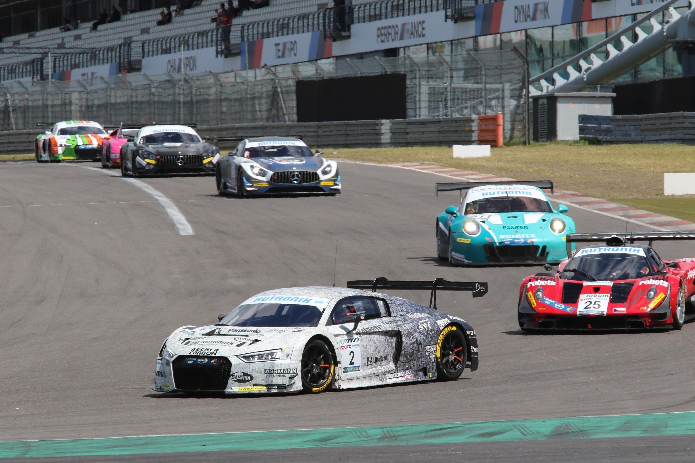 Audi R8 LMS #2 (HCB-Rutronik Racing), Tommy Tulpe