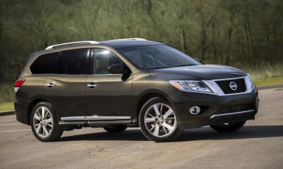 Totally redesigned just two years ago, the 2015 Nissan Pathfinder once again offers exceptional levels of versatility, fuel efficiency and full-size comfort for seven passengers. Pathfinder is available in 2-wheel drive and 4-wheel drive configurations, with all models powered by a fuel-efficient 260-horsepower 3.5-liter DOHC V6.