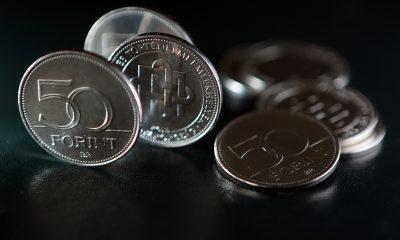 Új 50 forintos 2015 szeptember 3-án