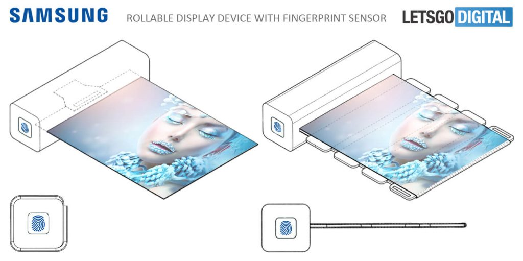 flexible-display-fingerprint-sensor