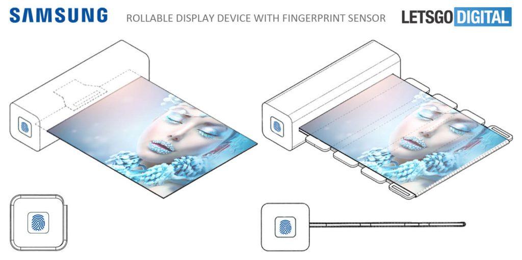flexible-display-fingerprint-sensor