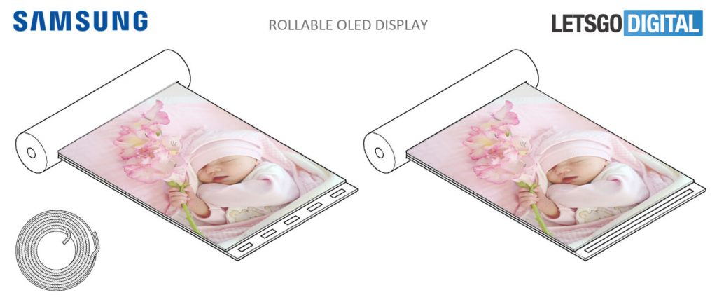 rollable-displays