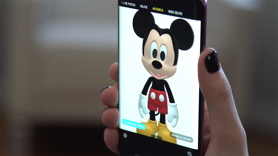 samsung-disney-ar-emoji-partnership_3