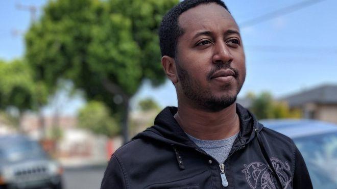 Ibrahim Diallo fotó: BBC