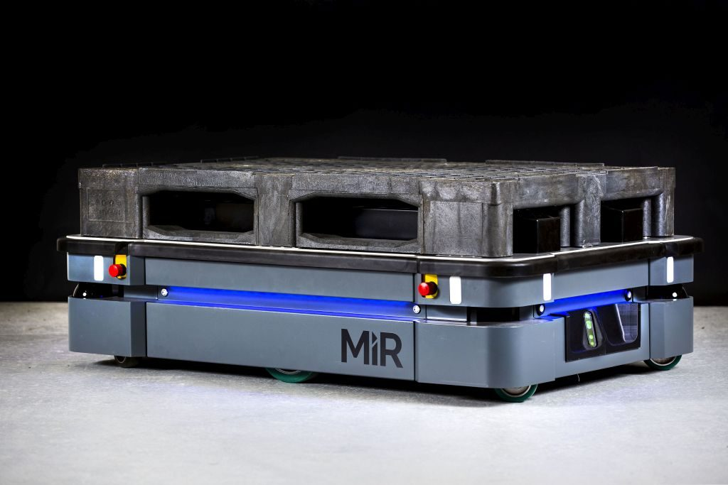 Ny MIR-robot