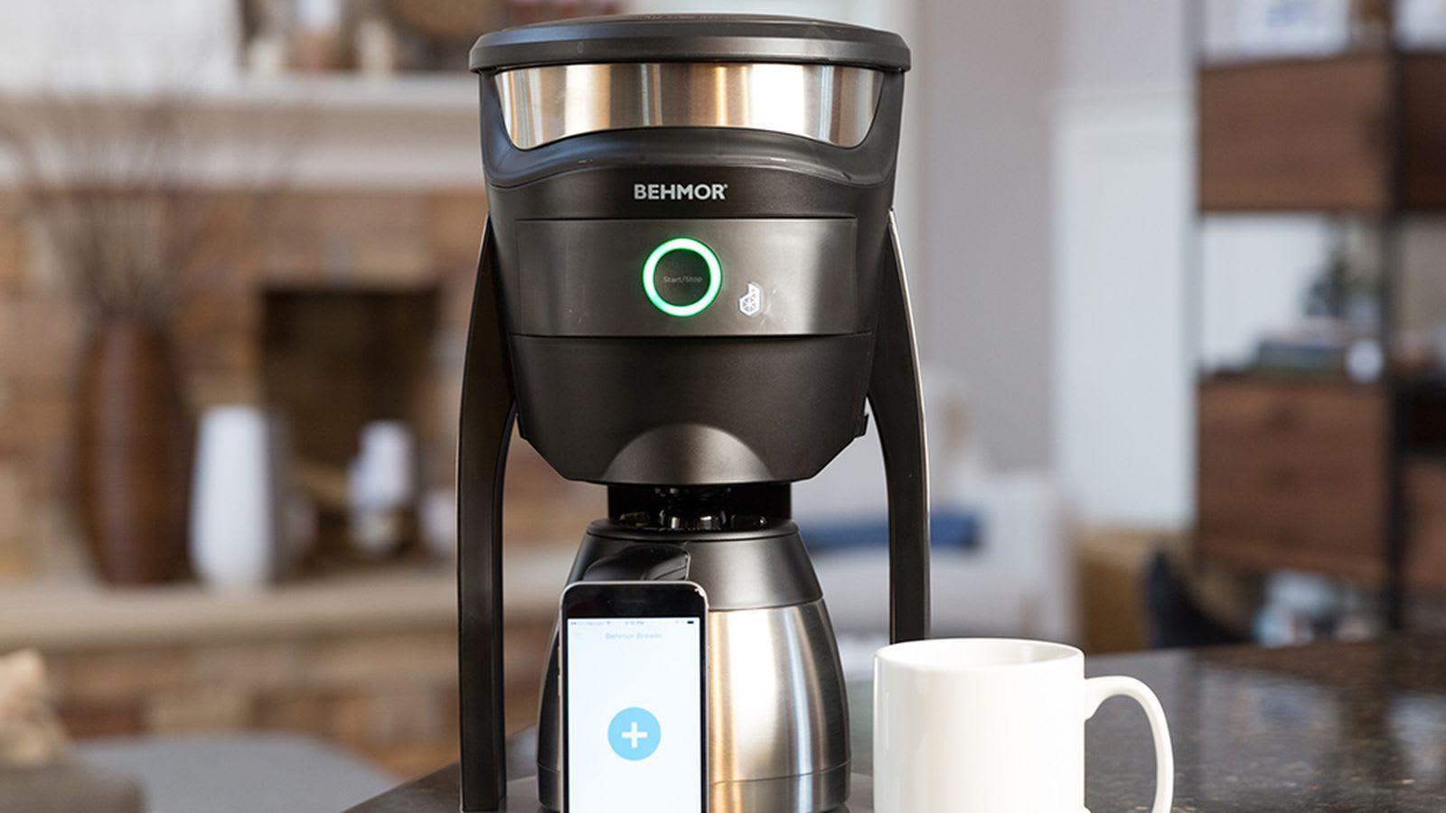 best-smart-wifi-coffee-maker