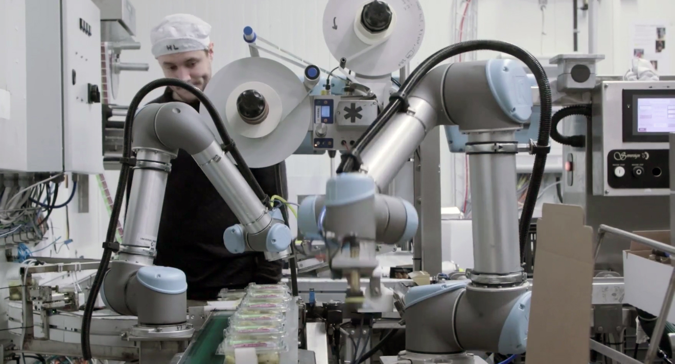 scaleable-packaging-setups-from-universal-robots-showing-at-pack-expo-2017