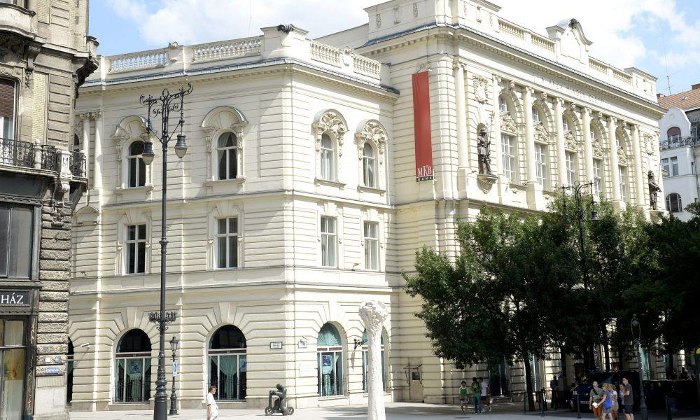 Budapest, 2014. július 24. Az MKB Bank Zrt. székháza Budapesten, a Váci utcában 2014. július 24-én. A magyar kormány megvásárolja az MKB Bank Zrt.-t a Bayerische Landesbanktól (BayernLB). MTI Fotó: Soós Lajos