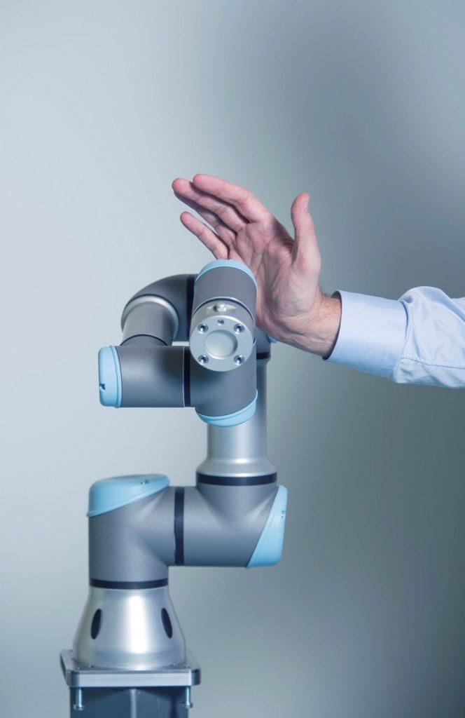 UR3 - lillebror fra Universal Robots