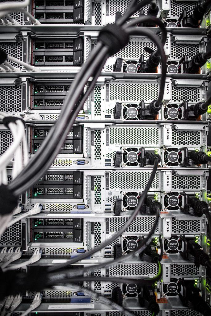 ZURICH, SWITZERLAND - NOVEMBER 13: A general view as Kaspersky Lab starts data processing for European users in Zurich November 13th, Zurich, Switzerland. For info: https://www.kaspersky.com/transparency-center