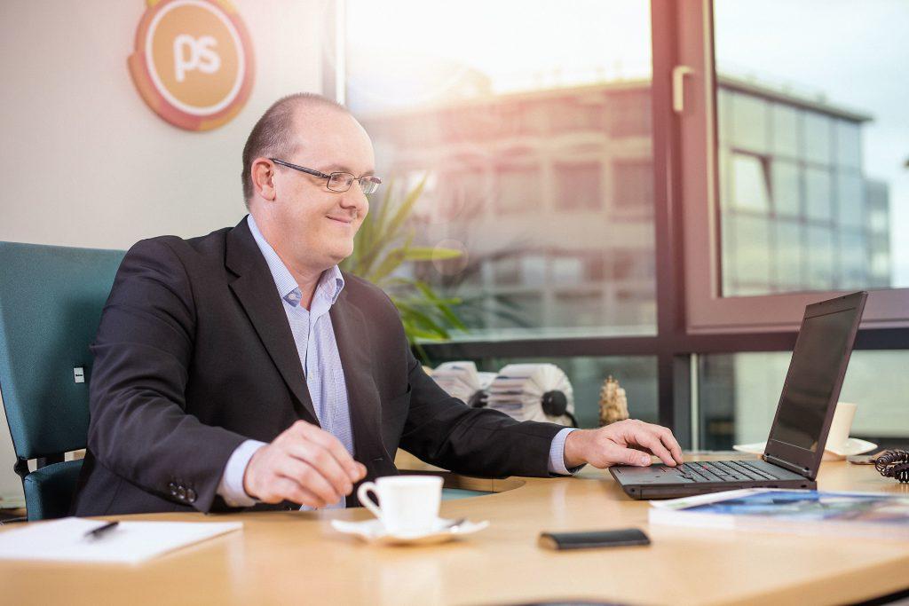 Sahó Dániel, a Process Solutions senior managere