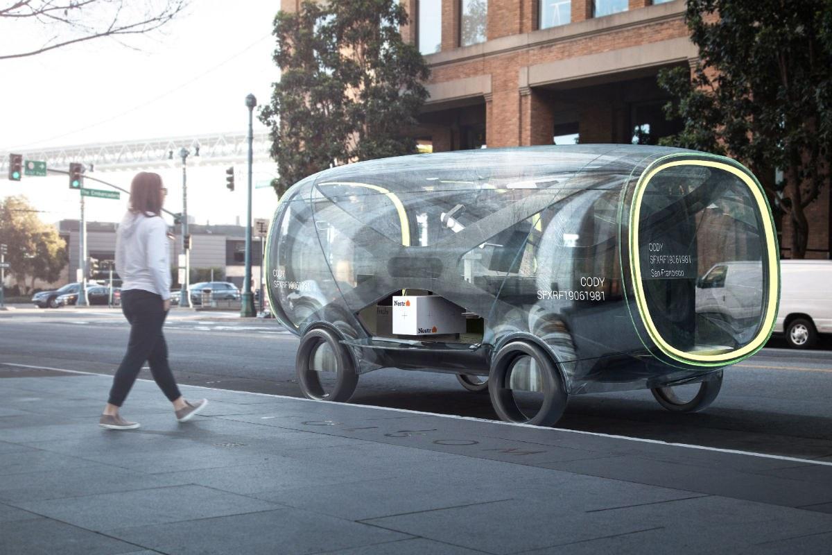 af00d246f54c A januári CES egyik fő témája nem más, mint a közlekedés jövője ...