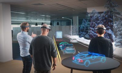 Volvo Cars Microsoft HoloLens