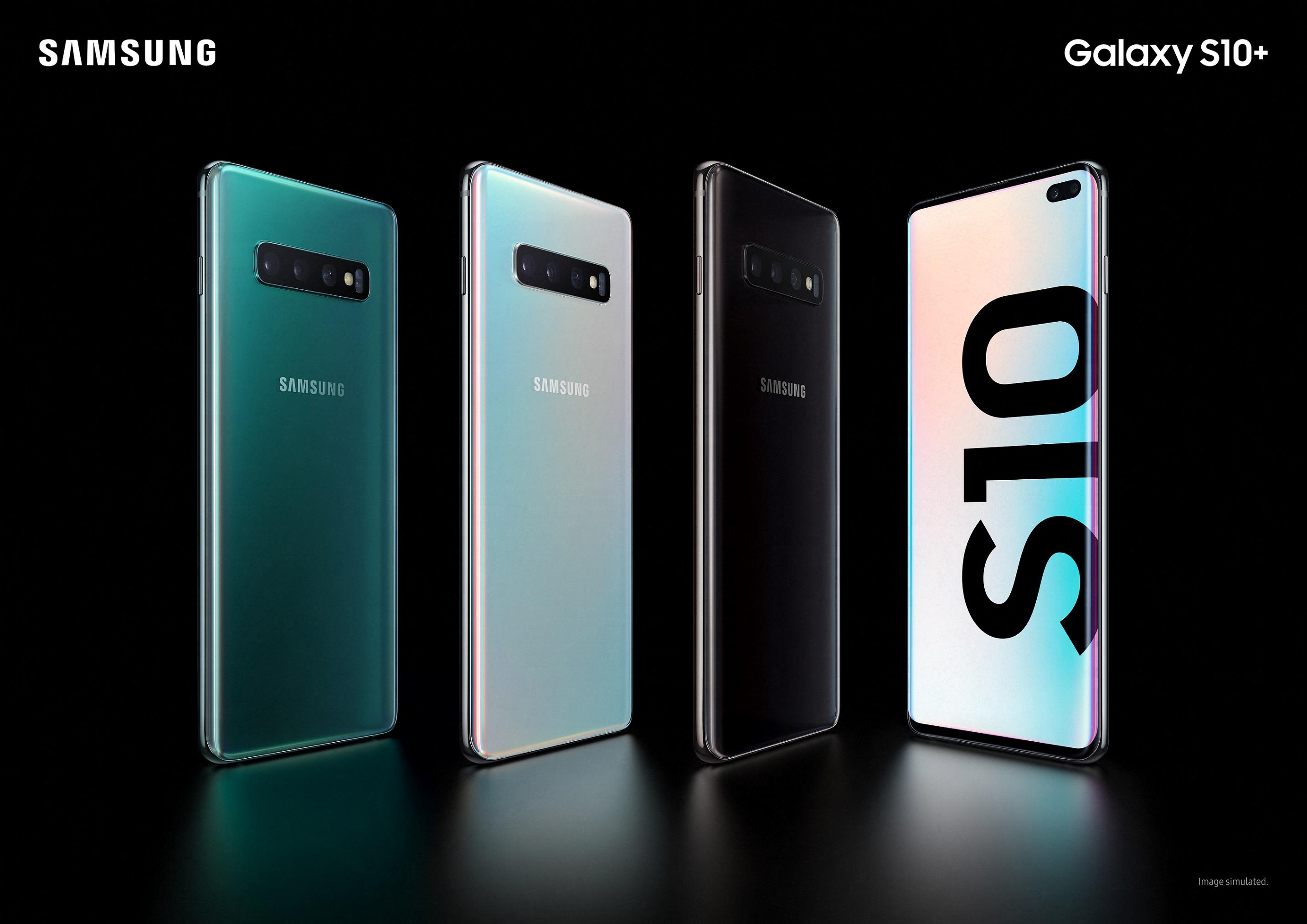 A Galaxy S10 okostelefonok úttörő funkcióit a legújabb piaci igények  alapján fejlesztette a gyártó. A sorozat három tagja innovatív 899d4760d2