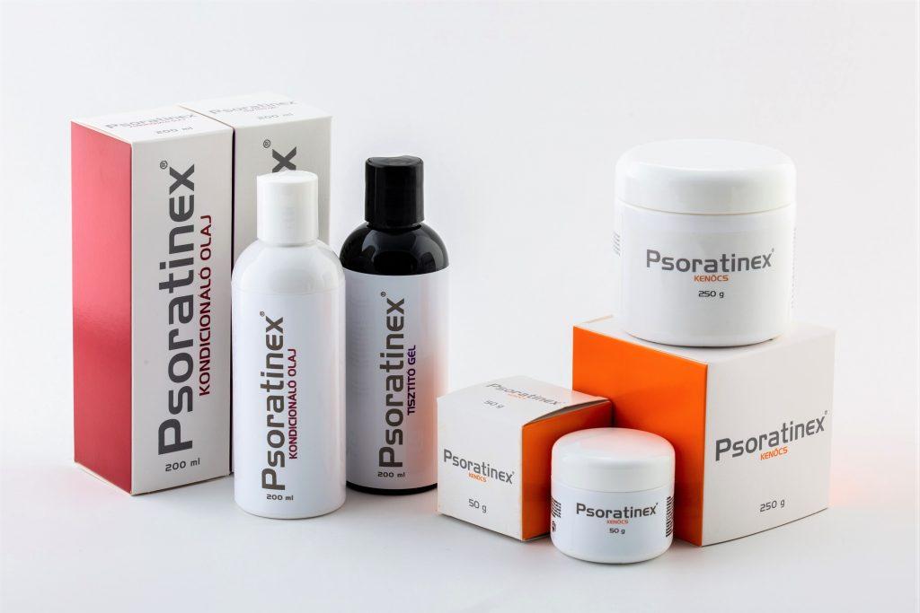 psoratinex-termekek