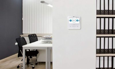 klíma az irodában