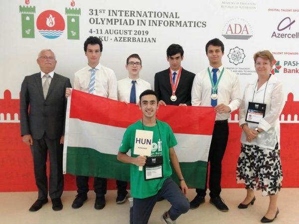 Nemzetközi Informatikai Diákolimpia