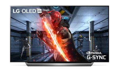 2019 OLED TV NVIDIA G-SYNC_1