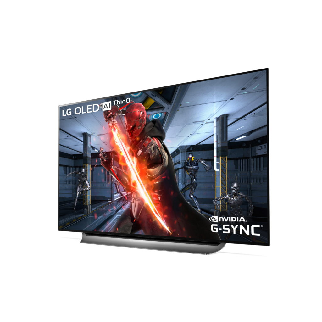 2019 OLED TV NVIDIA G-SYNC_2