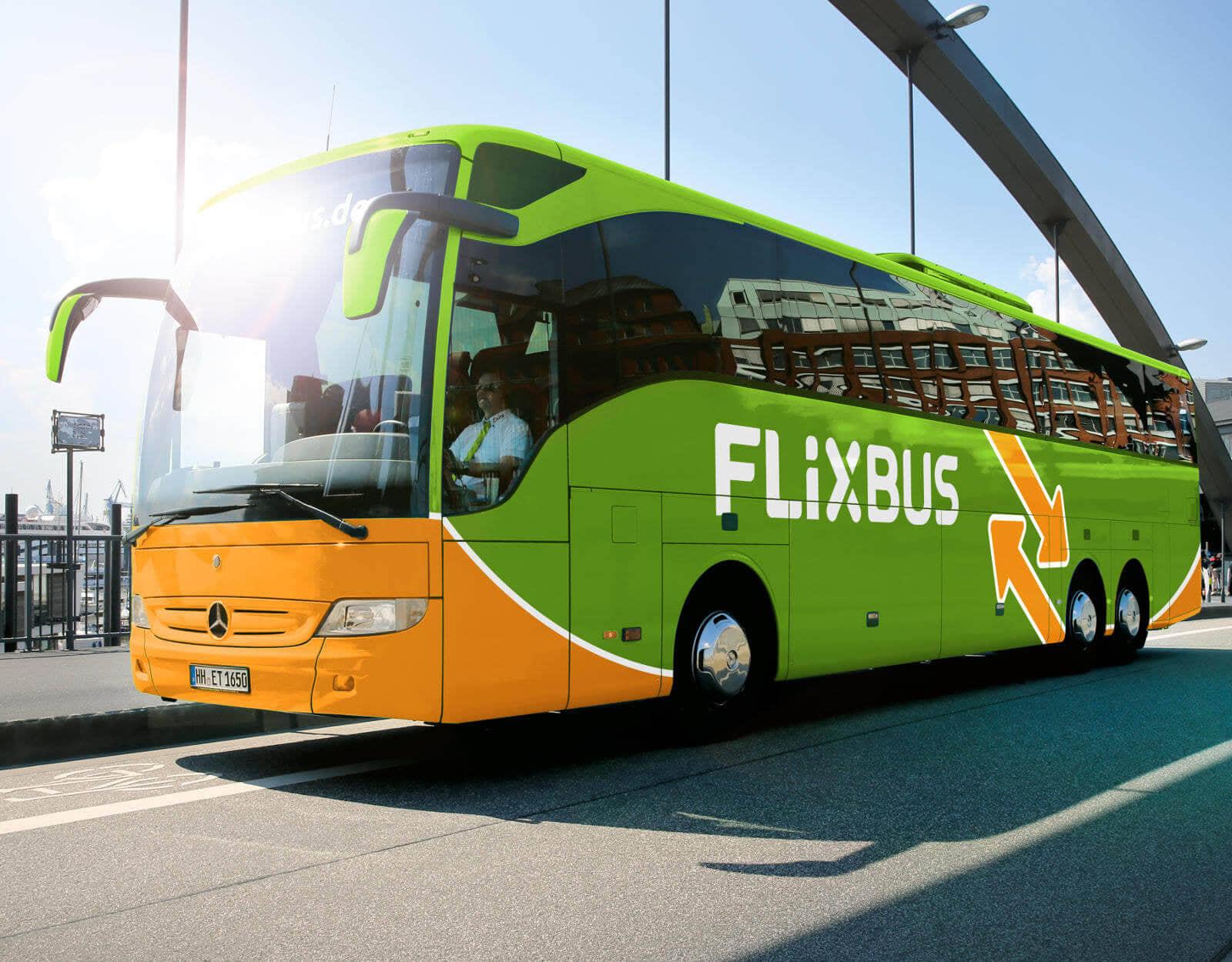 Flixbus FLIXtainment