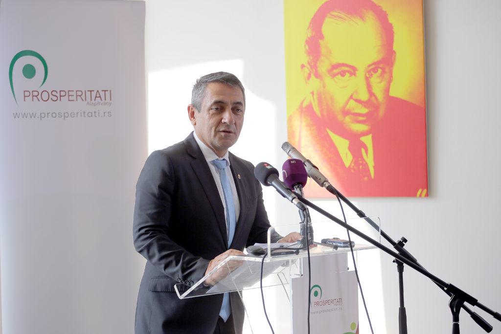 Potápi Árpád János - Miniszterelnökség
