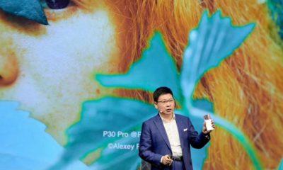 Richard yu P30 Pro