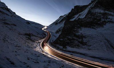 Biztonságos vezetés sötétben