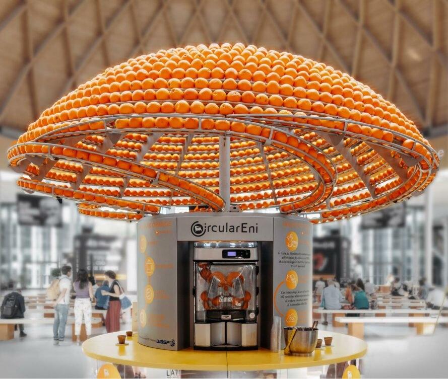 narancshéj pohár
