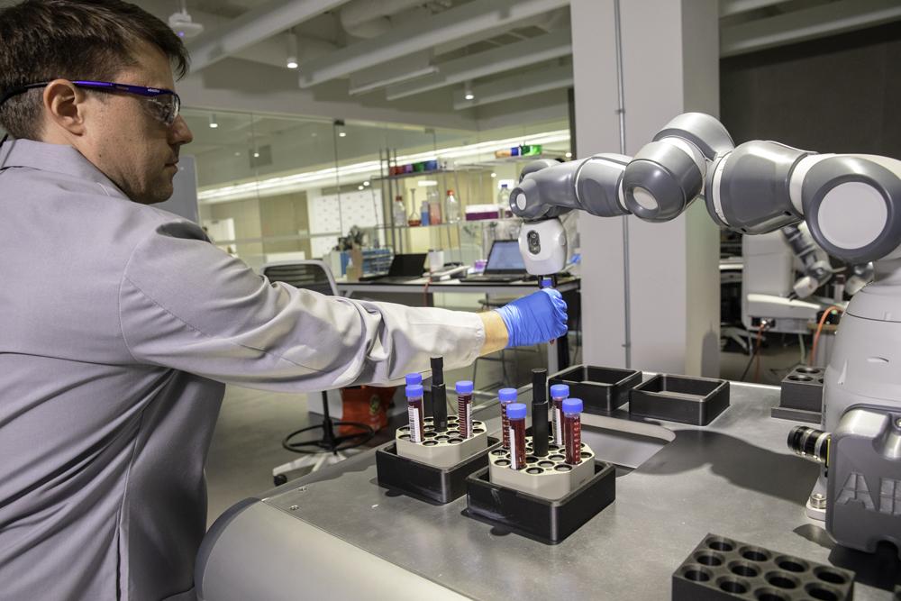 laborrobot