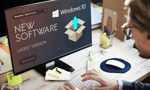 Windows 10-re váltás olcsón