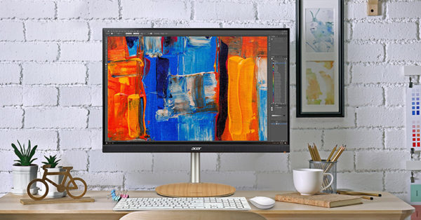 Acer ConceptD monitor