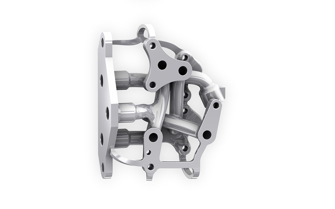 Knorr-Bremse 3D nyomtatás