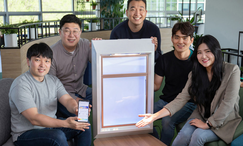 Samsung okosablak sunnyfive