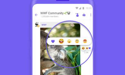 Viber Community csatornák