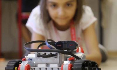 robotprogramozó robotika tábor