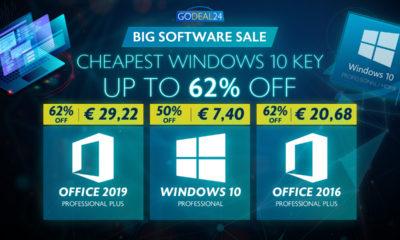 olcsó windows GoDeal24 akció