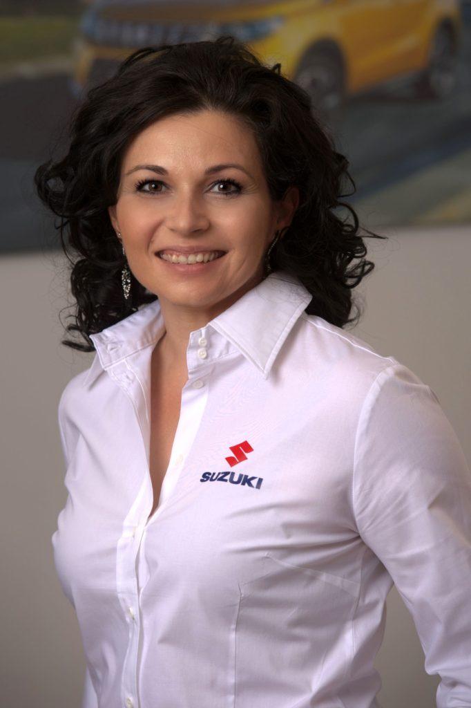 Herbácskóová Anita Suzuki HR vezető