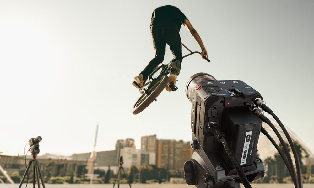 LUMIX BGH1 fényképezőgép